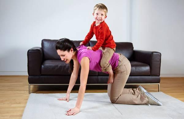 Как перевоспитать избалованного ребенка