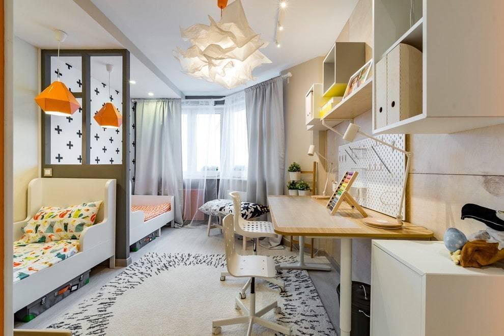 Интерьер детской комнаты - чему стоит уделить внимание?