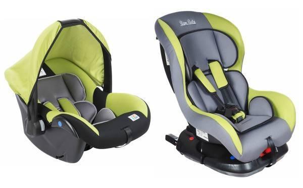 Топ-5 лучших автолюлек для новорожденных в машину с фото: делаем правильный выбор
