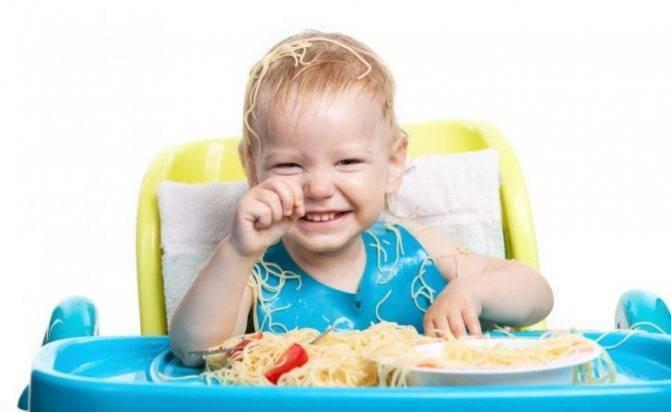 Можно ли детям давать макароны и с какого возраста