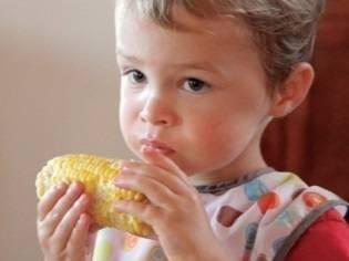 Кукурузная каша для детей: польза и вред