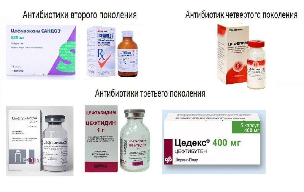 Антибиотик при отите ребенку 5 лет