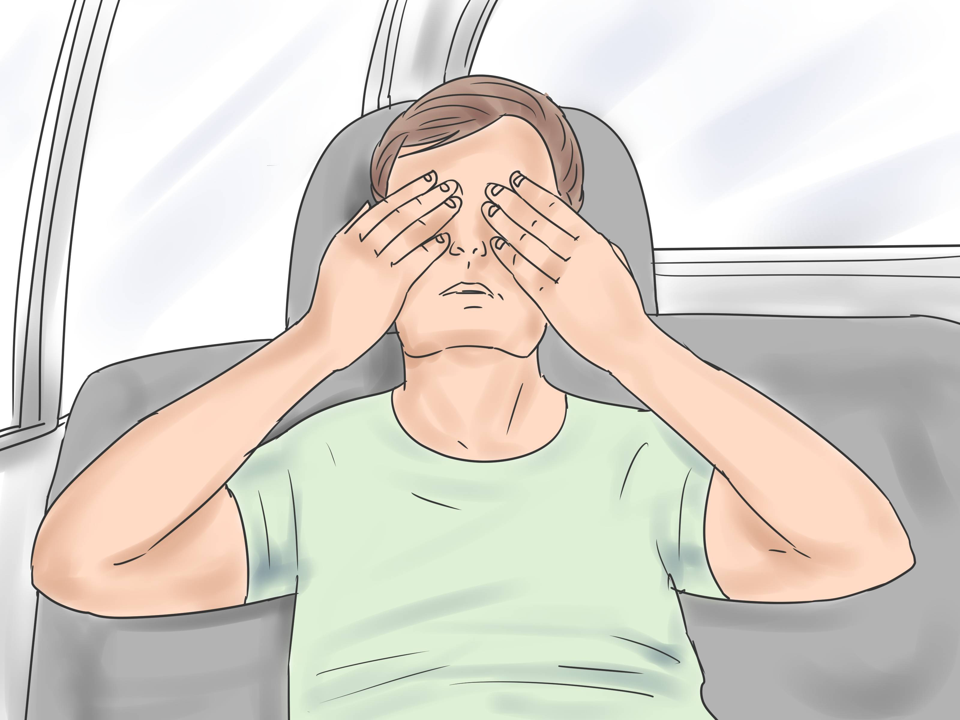 Почему тошнит в транспорте. что делать если укачивает в машине
