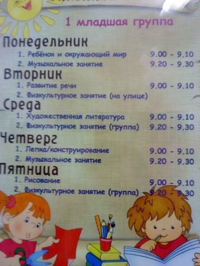 Режим дня ребенка: формирование ясельного режима   testkids.ru