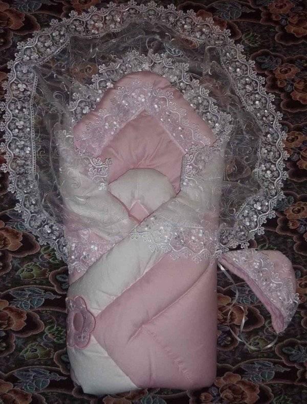 Детское одеяло своими руками: варианты. как сделать одеяло для новорожденного, конверт на выписку своими руками