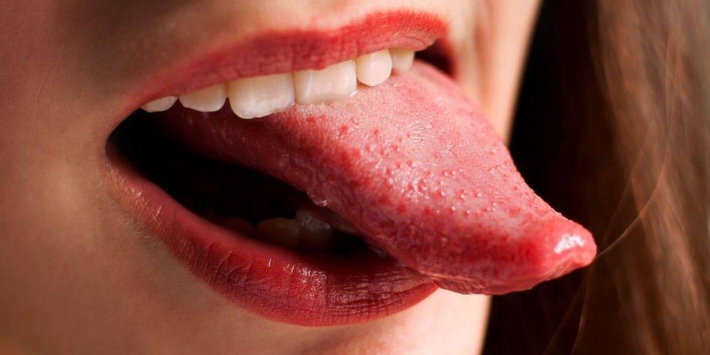 Прыщики на языке у ребенка: причина появления красных и белых пупырышек, терапия заболеваний   mfarma.ru