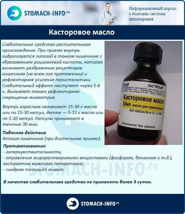 Касторовое масло для стимуляции родов - как принимать, сколько пить, отзывы
