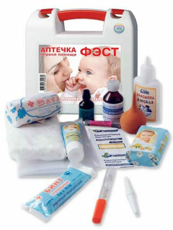 Аптечка, которая обязательно должна быть у новорожденного - первенец - сайт для родителей | pervenets.com
