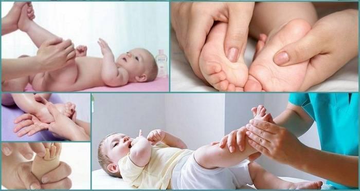 Доктор комаровский: массаж и гимнастика новорожденных