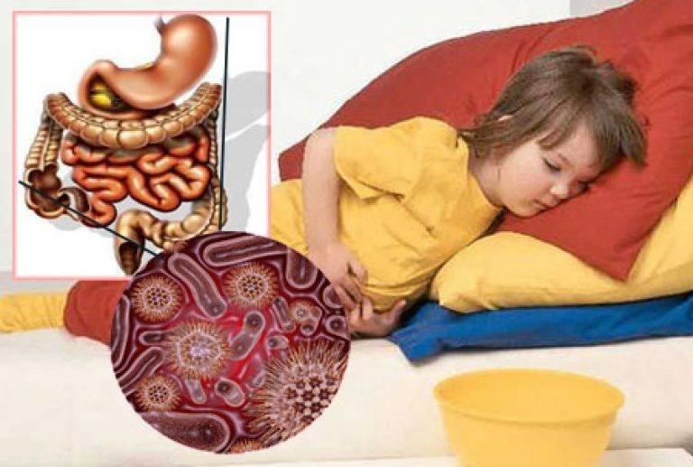 Гастроэнтерит у детей: симптомы и разновидности, лечение и профилактика