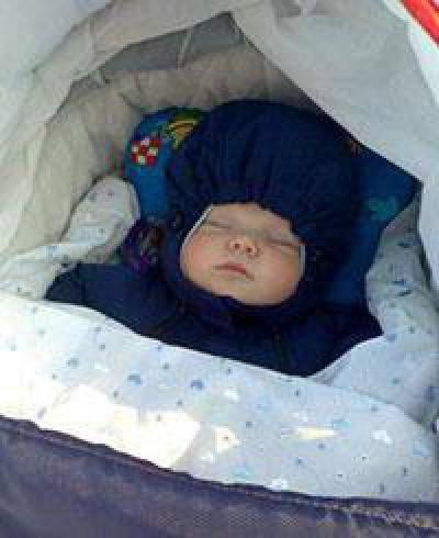 Шесть вопросов о прогулках с малышом - ребенком первого года жизни