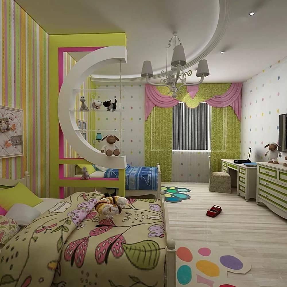 Топ 7 советов по обустройству детской комнаты для разнополых детей | строительный блог вити петрова