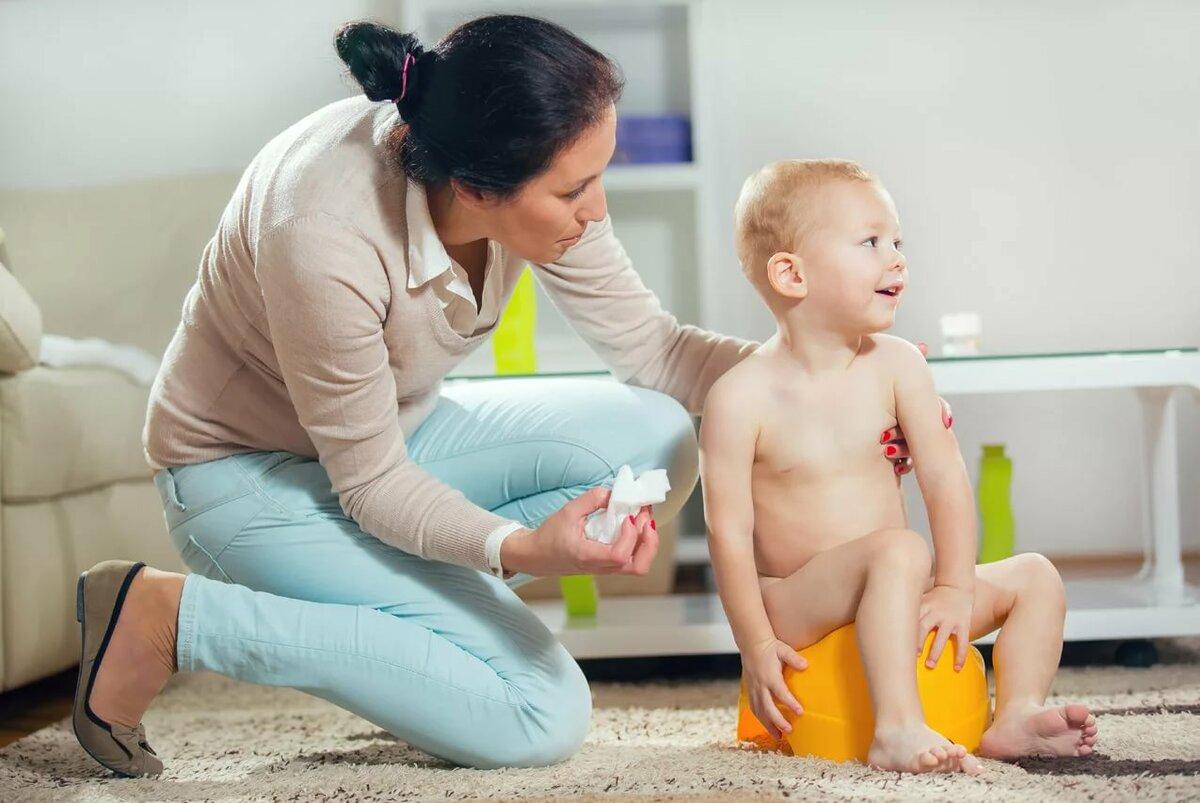 Что делать если ребенка приучили к рукам