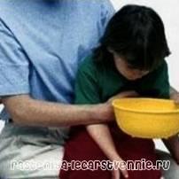 Что дать ребенку при рвоте и боли в животе 4 года