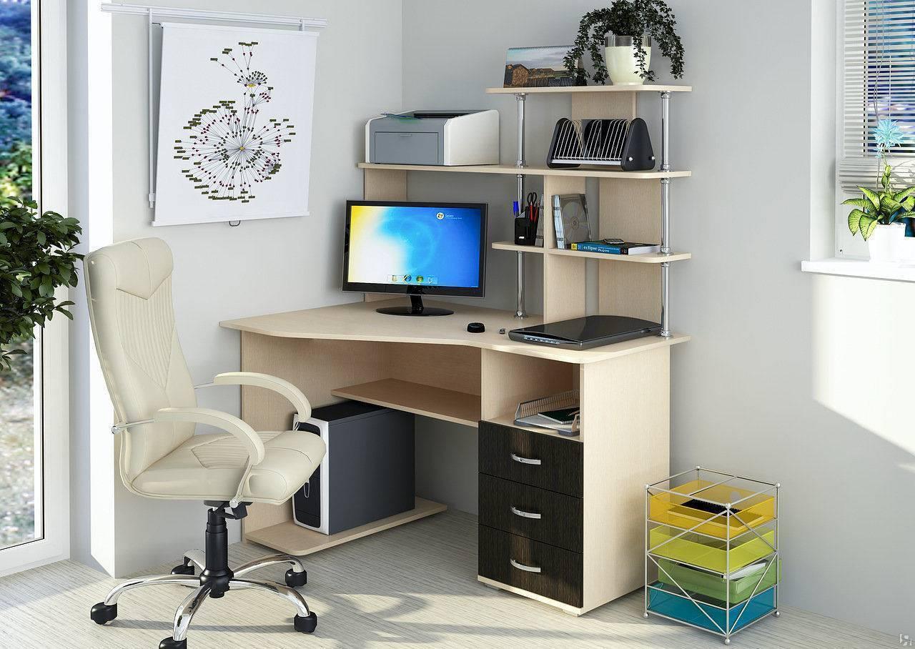 Высота письменного стола: как правильно подобрать для школьника