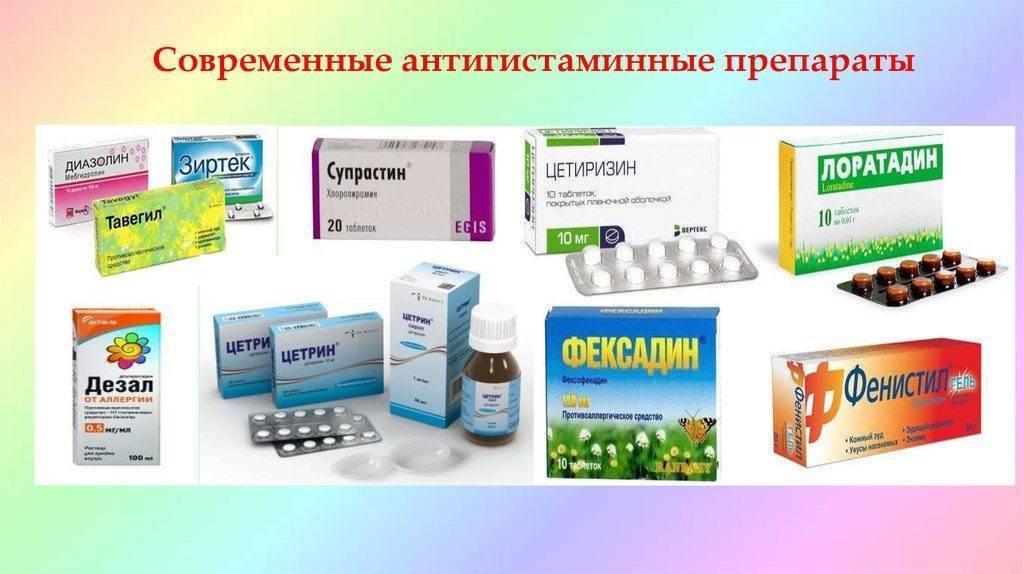 Самые эффективные антигистаминные средства для детей и взрослых - перечень медикаментов с инструкцией и ценами