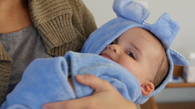 Пониженная (низкая) температура тела у ребенка.