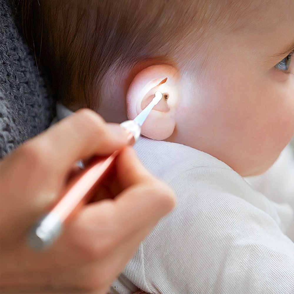 Как правильно чистить уши от серы ребенку: проведение гигиенической процедуры малышам до и после года - rosmedportal.ru
