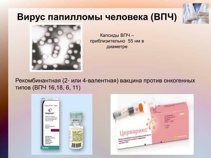 Вакцина против впч