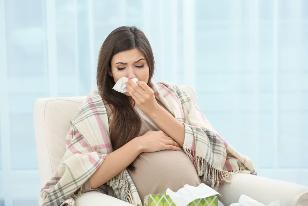 Простуда при беременности: чем и как лечить, что можно принимать, лекарства, профилактика, 2 триместр
