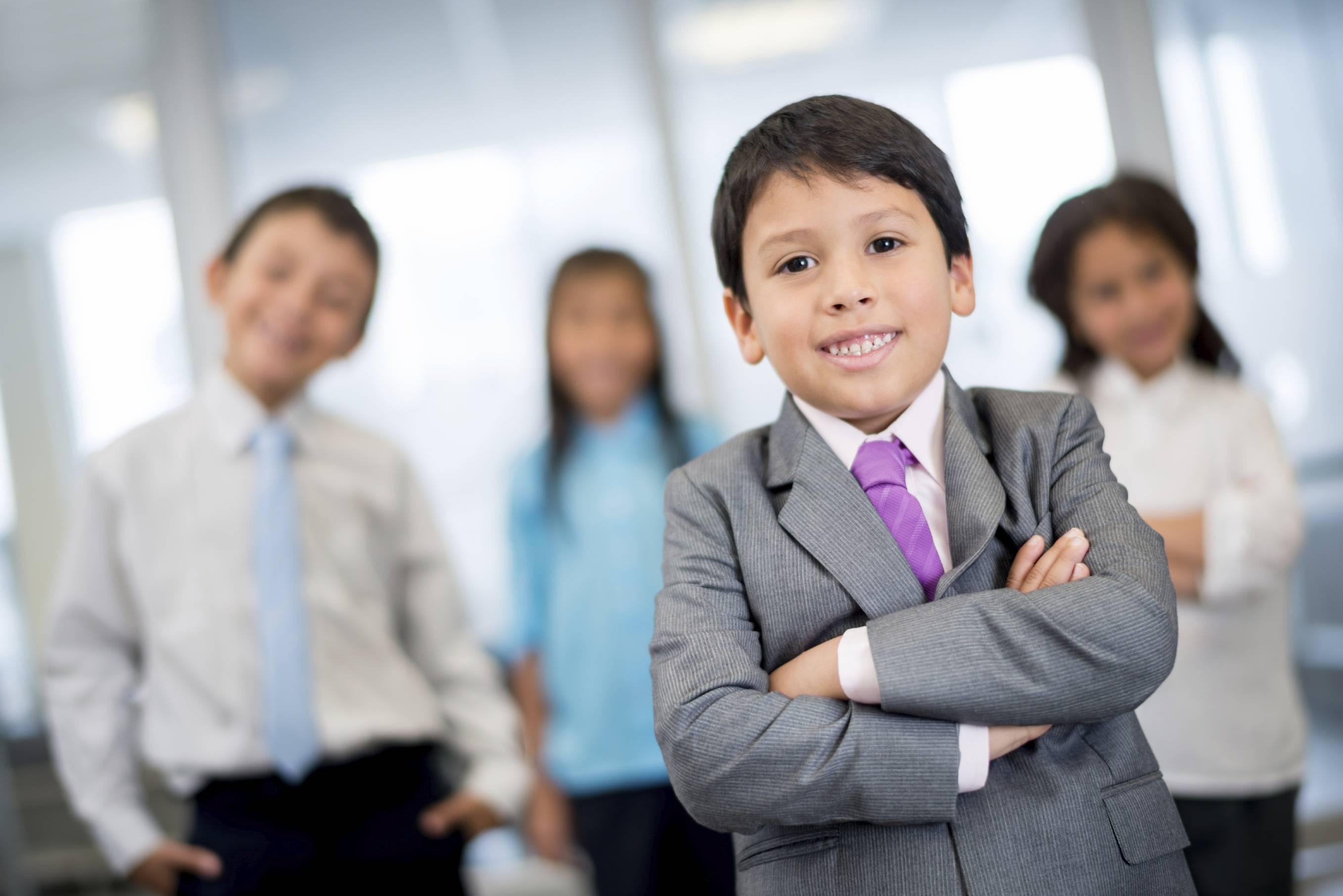"""Как развить в ребенке уверенность в себе и лидерские качества? — журнал """"рутвет"""""""
