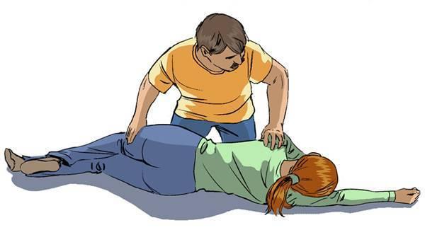 Как оказать первую помощь при потере сознания?