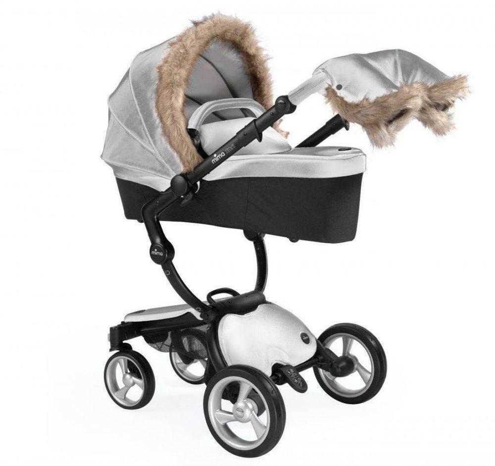 Выбор лучшей коляски для новорожденного: топ самых красивых и качественных
