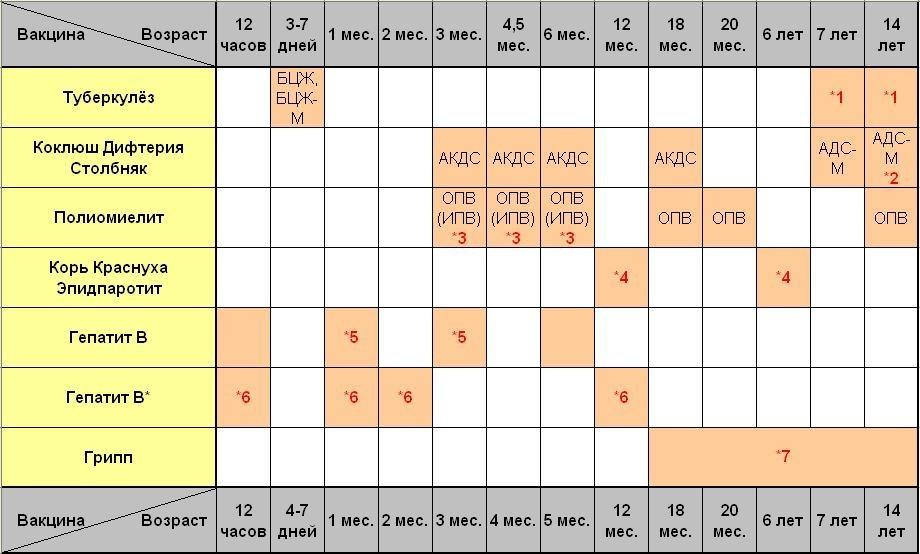 Вакцина акт-хиб: состав, инструкция по применению, цена и отзывы