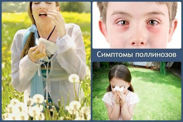 Аллергия на цветение у ребенка весной: симптомы, лечение