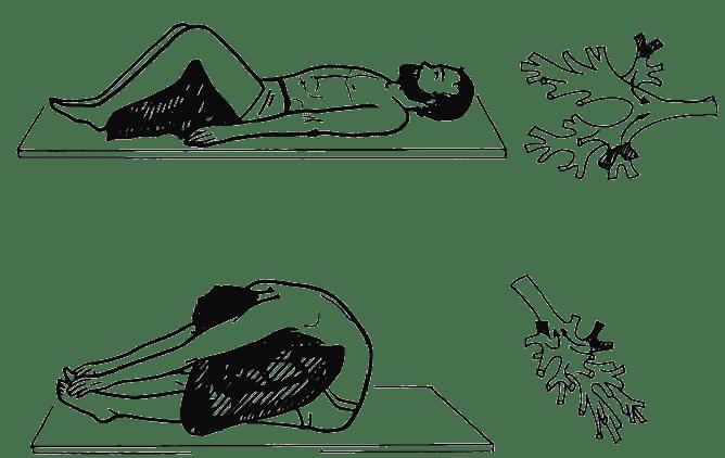Разновидности массажа при бронхите у взрослых и рекомендации по проведению