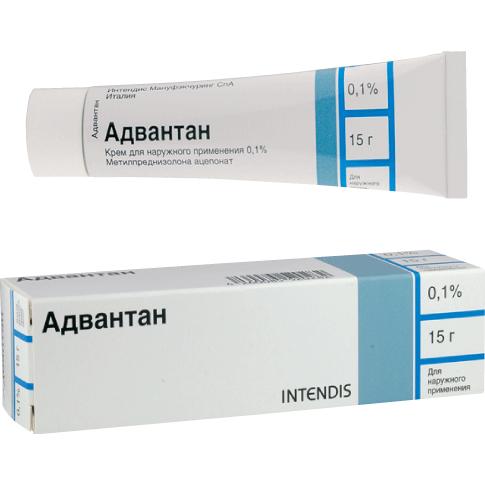 Адвантан крем: инструкция по применению, аналоги, цена, отзывы