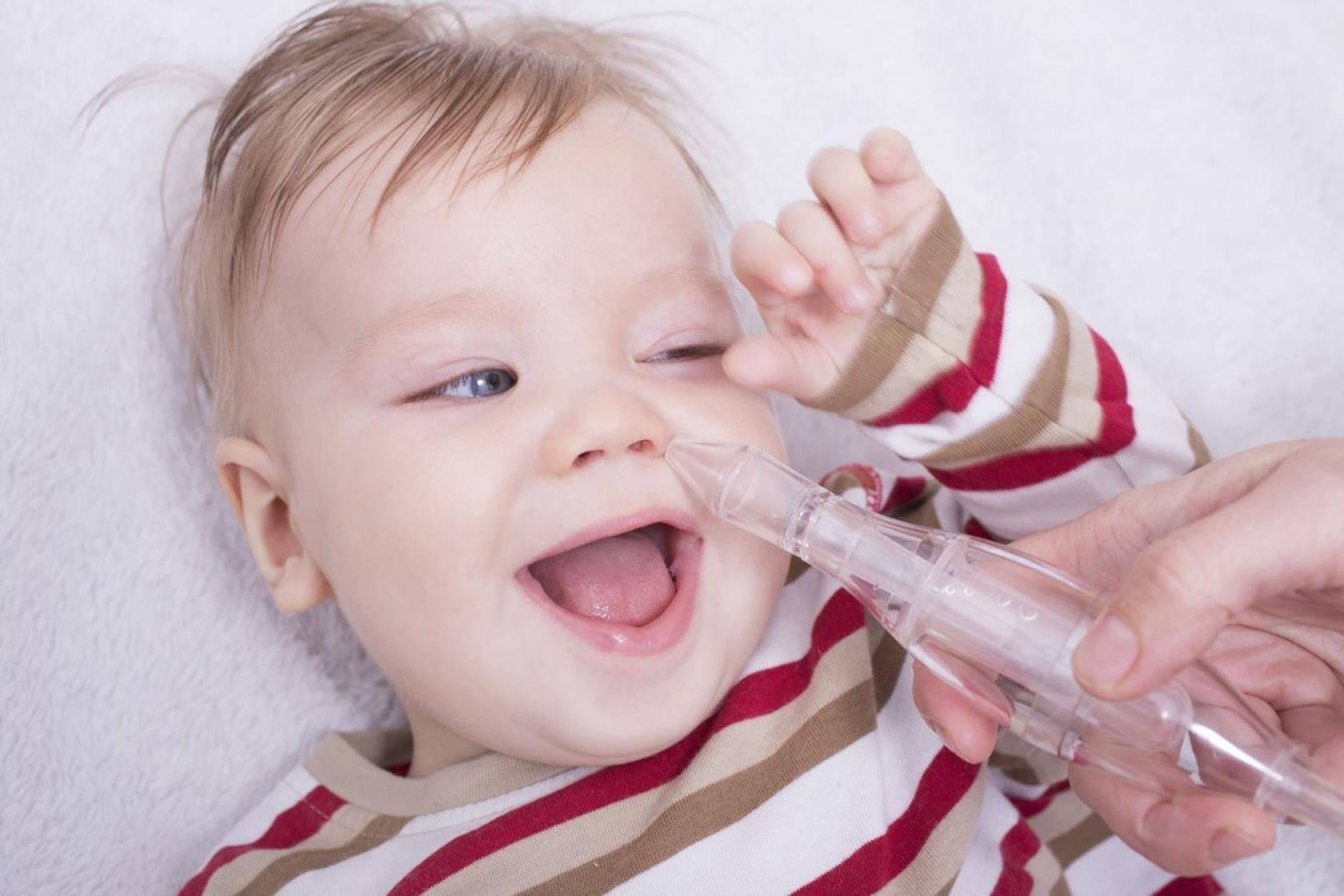 Причины хрюканья носом без соплей у детей объясняет доктор комаровский