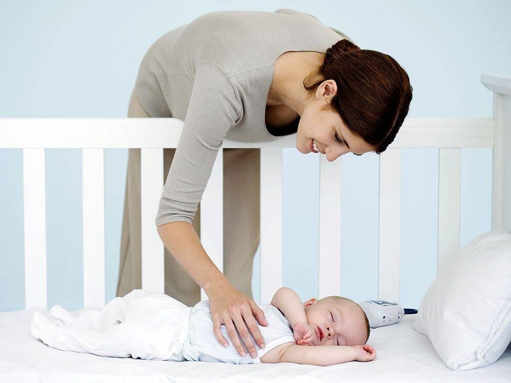 Полное отсутствие сна у новорождённого