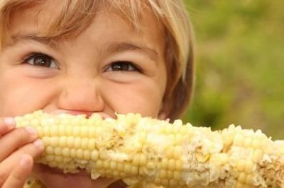 С какого возраста можно давать кукурузу ребенку