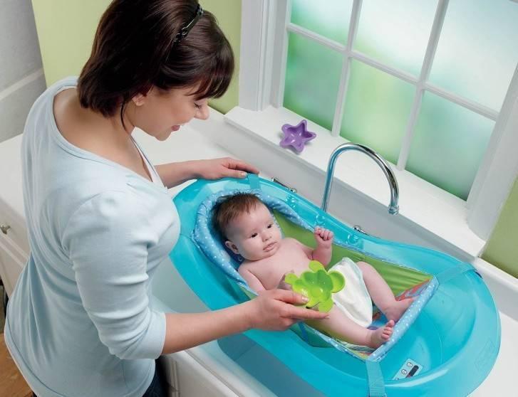 Удобен ли гамак для купания(или горка)