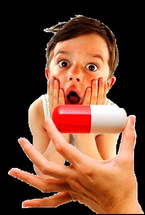 Как дать горькую таблетку маленькому ребенку: полезные советы и хитрости - rosmedportal.ru