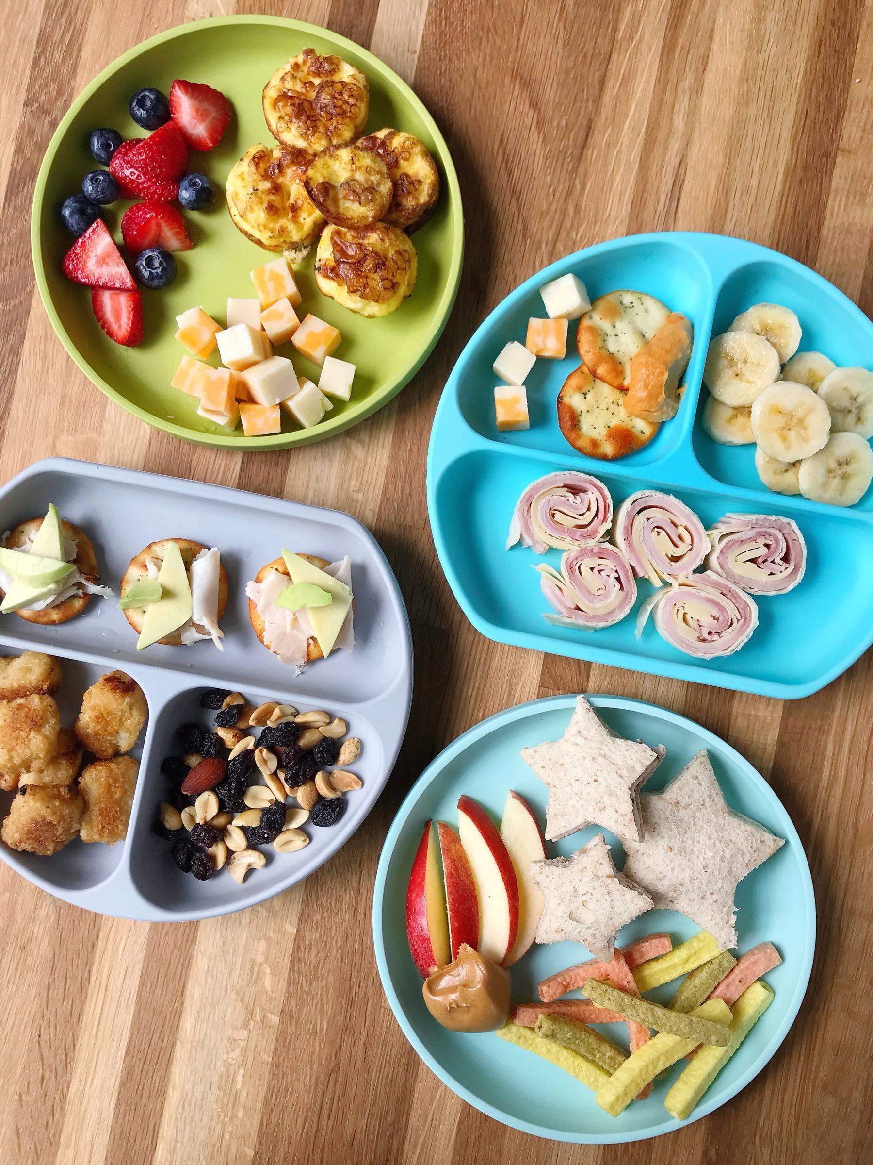 15 рецептов вкусных блюд для детей от 8 месяцев до 2 лет