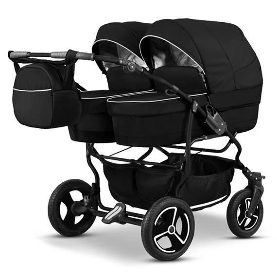 Коляска для двойни (71 фото): лучшие модели для двойняшек, детские для новорожденных близнецов, двойная модель паровозик и рейтинг