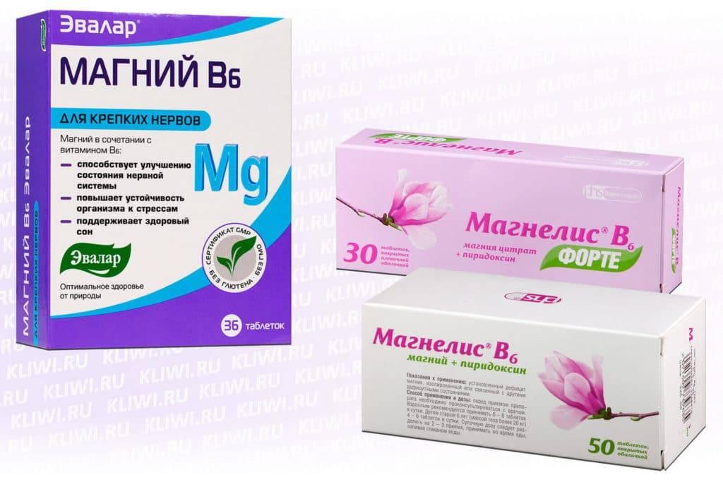 Магнерот или магне в6 — что лучше выбрать? — витамин и минерал