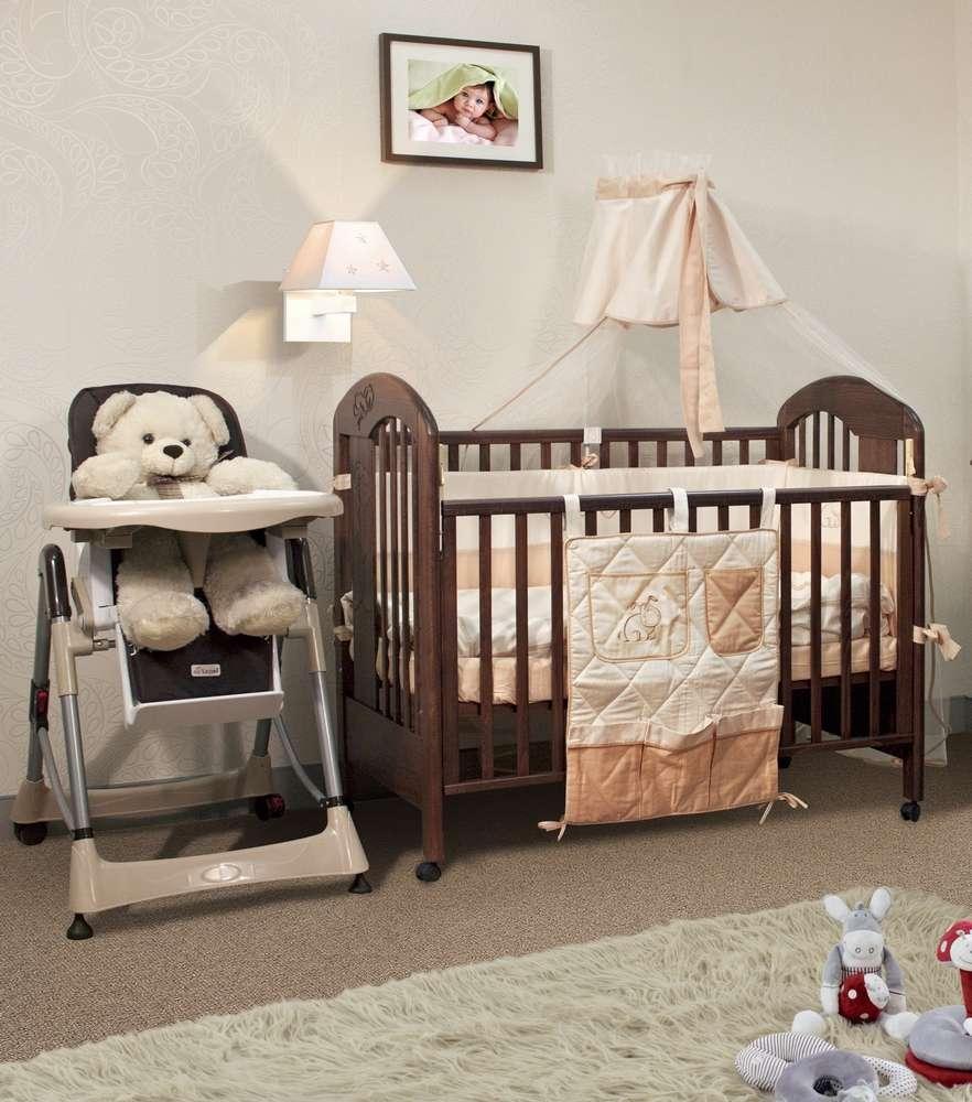 Кроватка для новорожденного: рейтинг и правила выбора