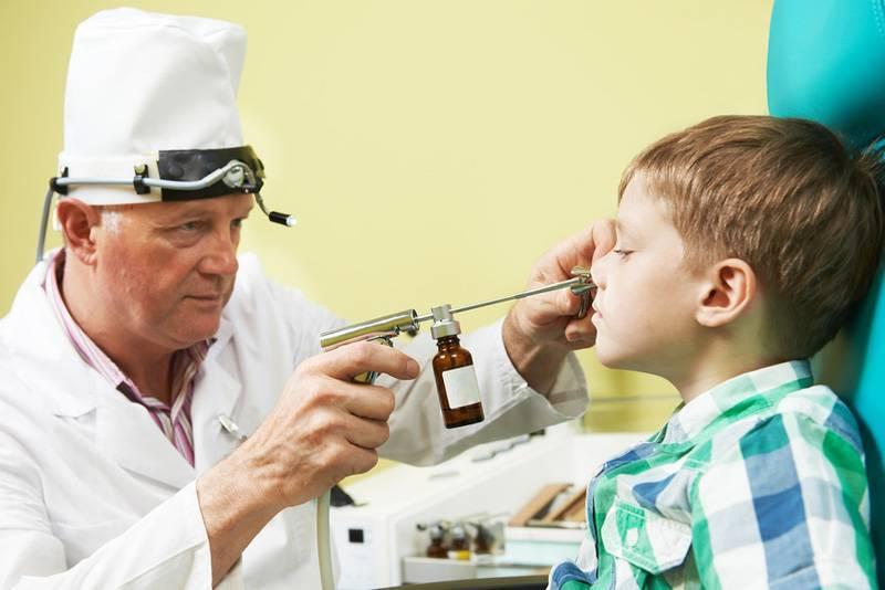 Лечение аденоидов у детей с помощью натуральных лекарств дома