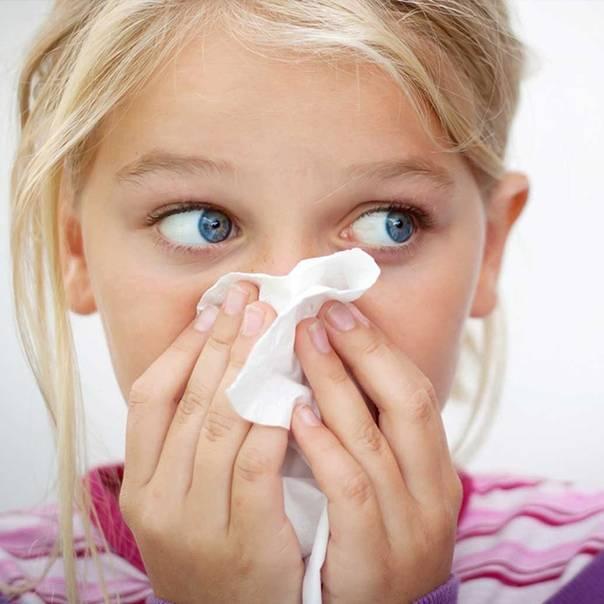 Что собой представляет вазомоторный ринит у детей и его лечение