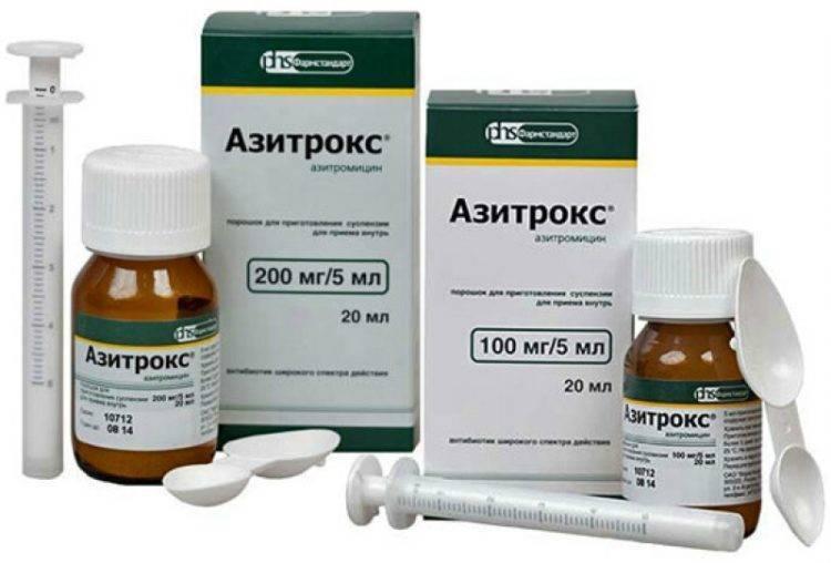 Инструкция к азитрус с рецептом и сравнение с сумамед и азитрокс