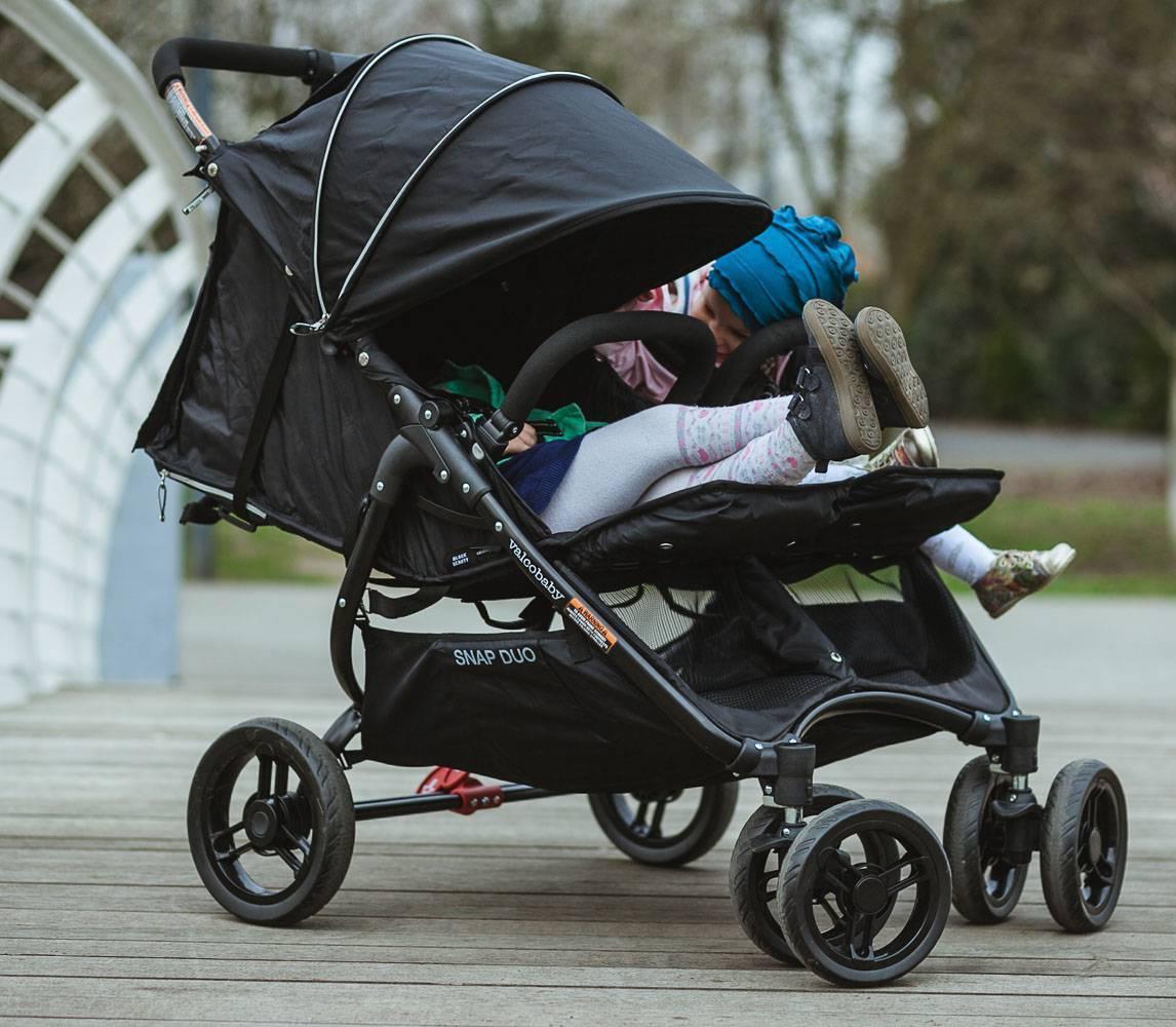 10 лучших колясок для двойни – рейтинг 2020 года