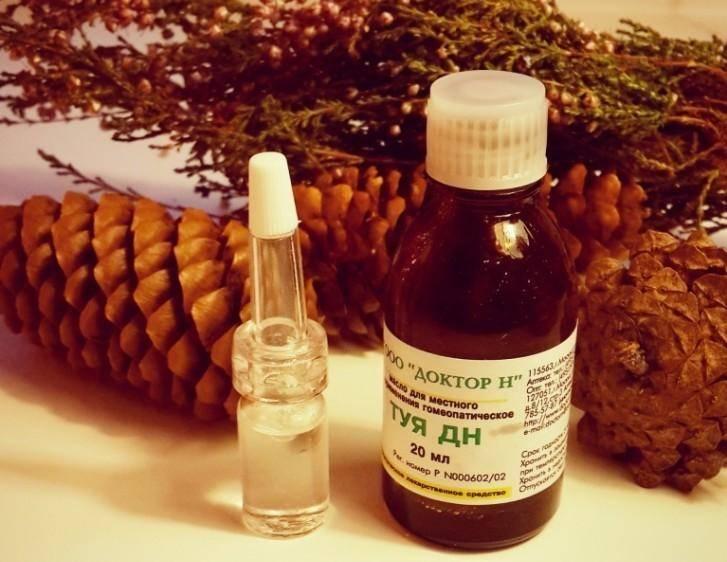 Как использовать масло туи при лечении аденоидов у детей