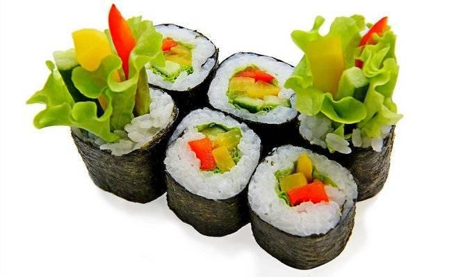 Можно ли кушать суши при грудном вскармливании?