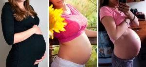 37 недель беременности: каменеет живот, тянет, болит низ живота