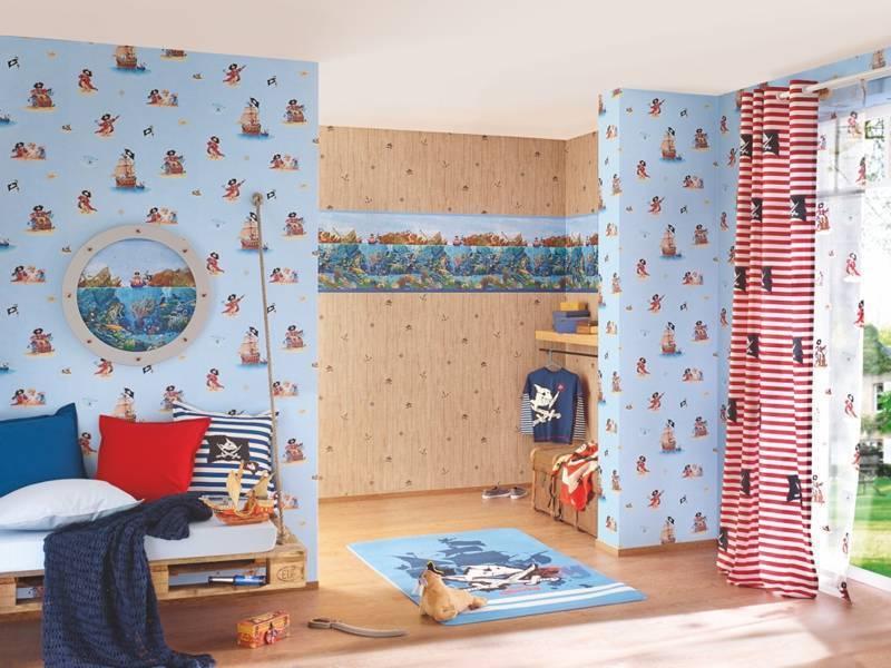 Детские фотообои (182 фото): стильные обои для стен в интерьере комнаты для детей