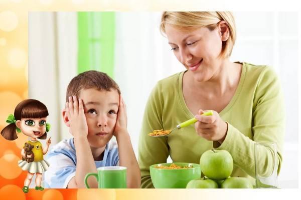 Ребенок не ест в садике - что делать родителям?