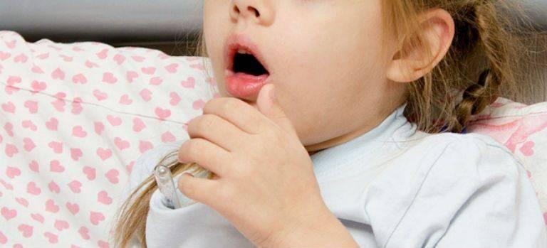 Как облегчить кашель у ребенка в домашних условиях ночью: чем помочь при сухом горле?